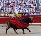 Javier Jiménez destaca por sinceridad y temple ante la mala corrida de Cebada