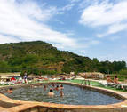 Piscinas, edificio y bar para el centro de baños que creará Salinas de Oro