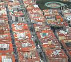 Este viernes a las 14 horas se reabrirá el tráfico en el Casco Antiguo y el Ensanche