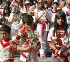 Pamplona duplica sus visitantes virtuales en San Fermín