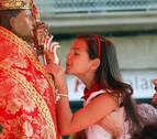 Los niños serán los protagonistas de San Fermín este lunes