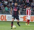 Acuerdo entre el Huesca y Osasuna para el traspaso de Fran Mérida