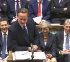 Cameron se despide de la Cámara de los Comunes como primer ministro