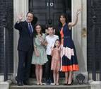 Cameron abandona Downing Street: