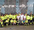 Asiron agradece la labor de los voluntarios de DYA Navarra
