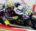 Rossi, Lorenzo y el milagroso Márquez se acercan a Ducati