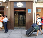 Los hoteleros perciben menos gente en San Fermín