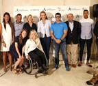 La infanta Elena inaugura en Madrid unas jornadas paralímpicas