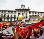 La Congregación de Santa Ana lanzará el cohete de fiestas de Tudela