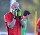 Osasuna llega a un acuerdo con Nauzet para que deje el club