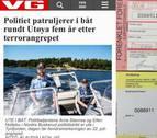Un policía noruego se multa a sí mismo