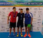 Medallas navarras en el XXXVIII Campeonato de España Infantil de natación