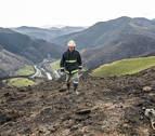 Lesaka pide a Iberdrola 130.000 €  por los daños del incendio de Frain
