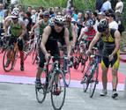 El Club Natación organiza el domingo el XXI Triatlón Olímpico