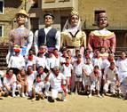 Carcastillo confraterniza en el Día de Navarra