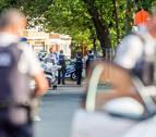 El atacante de las policías en Bélgica era un argelino fichado por delitos comunes