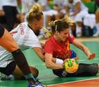 Nerea Pena y Naiara Egozkue pierden contra Noruega y encajan su primera derrota