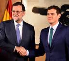 Rajoy hará ronda de contactos con otros líderes tras su encuentro con Rivera