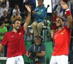 Nadal y López ponen rumbo a cuartos junto con Bautista y Ferrer