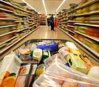 Los hogares navarros son los sextos del país que menos gastan en alimentación