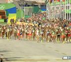 En directo, el debut olímpico de Estela Navascués en maratón