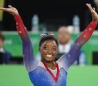La gimnasta Simone Biles denuncia abusos sexuales del médico Larry Nassar