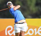 Carlota Ciganda termina la jornada con -4 y sus opciones de medalla son reales