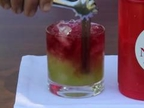 La coctelera del verano | Mojirose, con rosado navarro