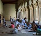 Un taller acerca la arquitectura a los más pequeños de Tudela