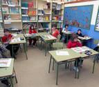 El PSN denuncia que el colegio de Pitillas pierde una unidad
