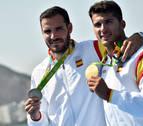 Valentín, Chourraut y Craviotto, Premios Nacionales del Deporte 2016
