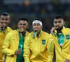 Brasil y Neymar rompen el maleficio olímpico en los penaltis