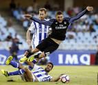 Bale y Asensio lideran una fácil victoria del Real Madrid en Anoeta