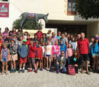 Buscan familias para acoger a 95 niños ucranianos este verano en Navarra