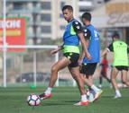 Sergio León llega hoy a Pamplona