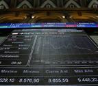 El Ibex mantiene el positivo en la media sesión, instalado en los 8.700 puntos