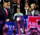 Trump advierte que los indocumentados deberán salir de EE UU para legalizarse