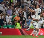 Kroos desatasca al Real Madrid ante un Celta que mereció más