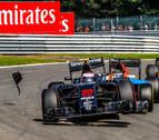 Rosberg gana en Spa por delante de Ricciardo y Hamilton