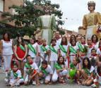 Mendavia deja el tramo final para los niños antes del adiós festivo el martes