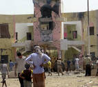 Al menos 50 muertos en un atentado suicida en un centro de reclutamiento en Yemen