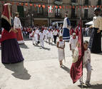 Día 'gigante' para San Ramón en Lumbier