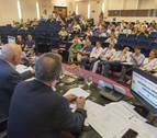 Virto preparó la asamblea de la FNF junto a los críticos