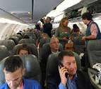 Despega el primer vuelo comercial de EE UU a Cuba desde 1961