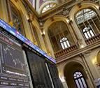 El Ibex 35 recae un 1% y  en la semana pierde un 4,3%, por debajo de los 8.700 puntos