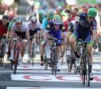 El belga Keukeleire gana en Bilbao, Nairo Quintana guarda el maillot rojo