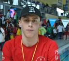 El navarro Iván Salguero, plata en los Mundiales de Natación Paralímpico