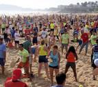 Santander bate el récord mundial de personas jugando a la vez a las palas