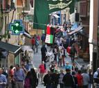 El Casco Antiguo se engalana con el Mercado Medieval de los Tres Burgos