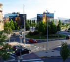 Estos son los cortes de tráfico previstos para este viernes en Pamplona